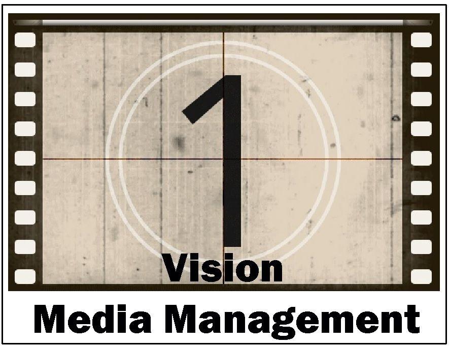 One Vision Media Management logo