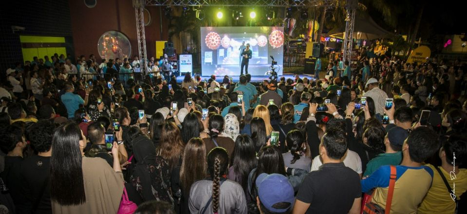 Sama Saya sa Happy land sa Jeddah is the first GEA-approved Filipino concert