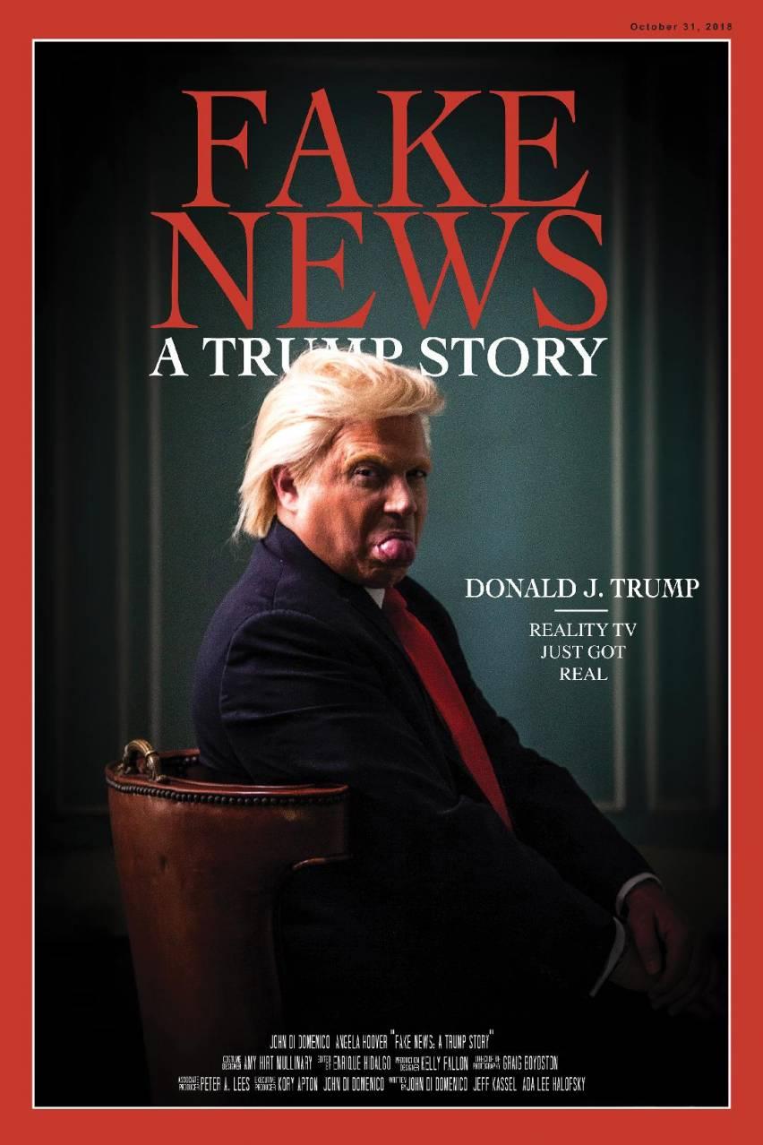 John Di Domenico, Amazon Prime, Fake News: A Trump Story