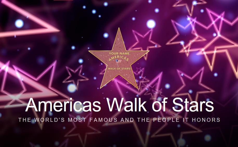 Americas Walk of Stars