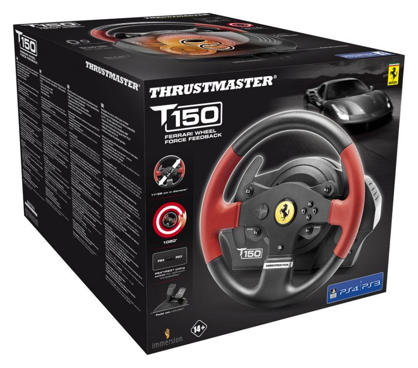 T150 FFB Ferrari Edition