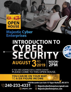 Majestic Cyber Enterprises IT Program