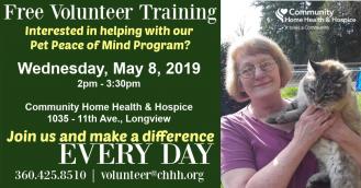 Volunteer Training Longview