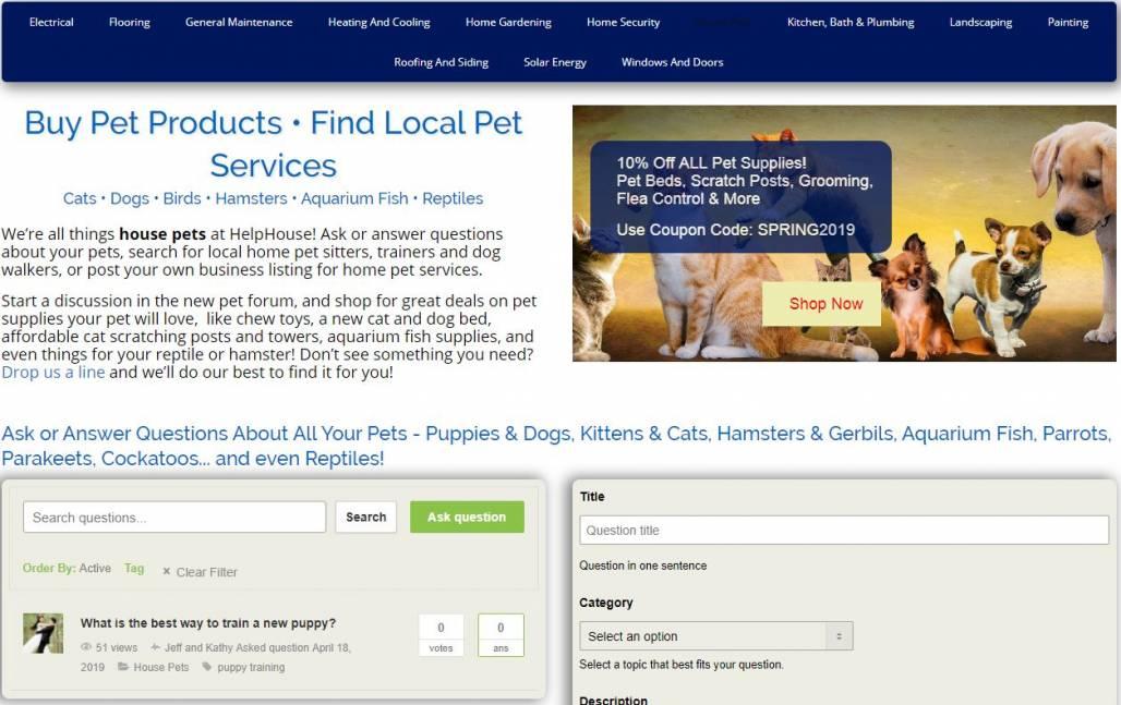 helphouse-pets