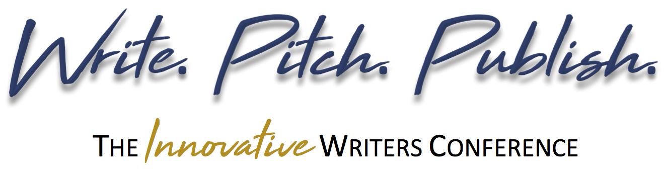 WritePitchPublish Logo blue