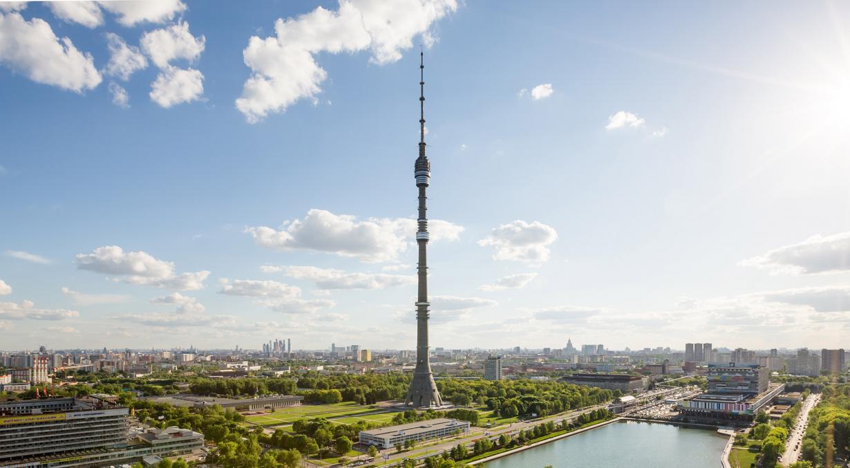 Ostankino Tower