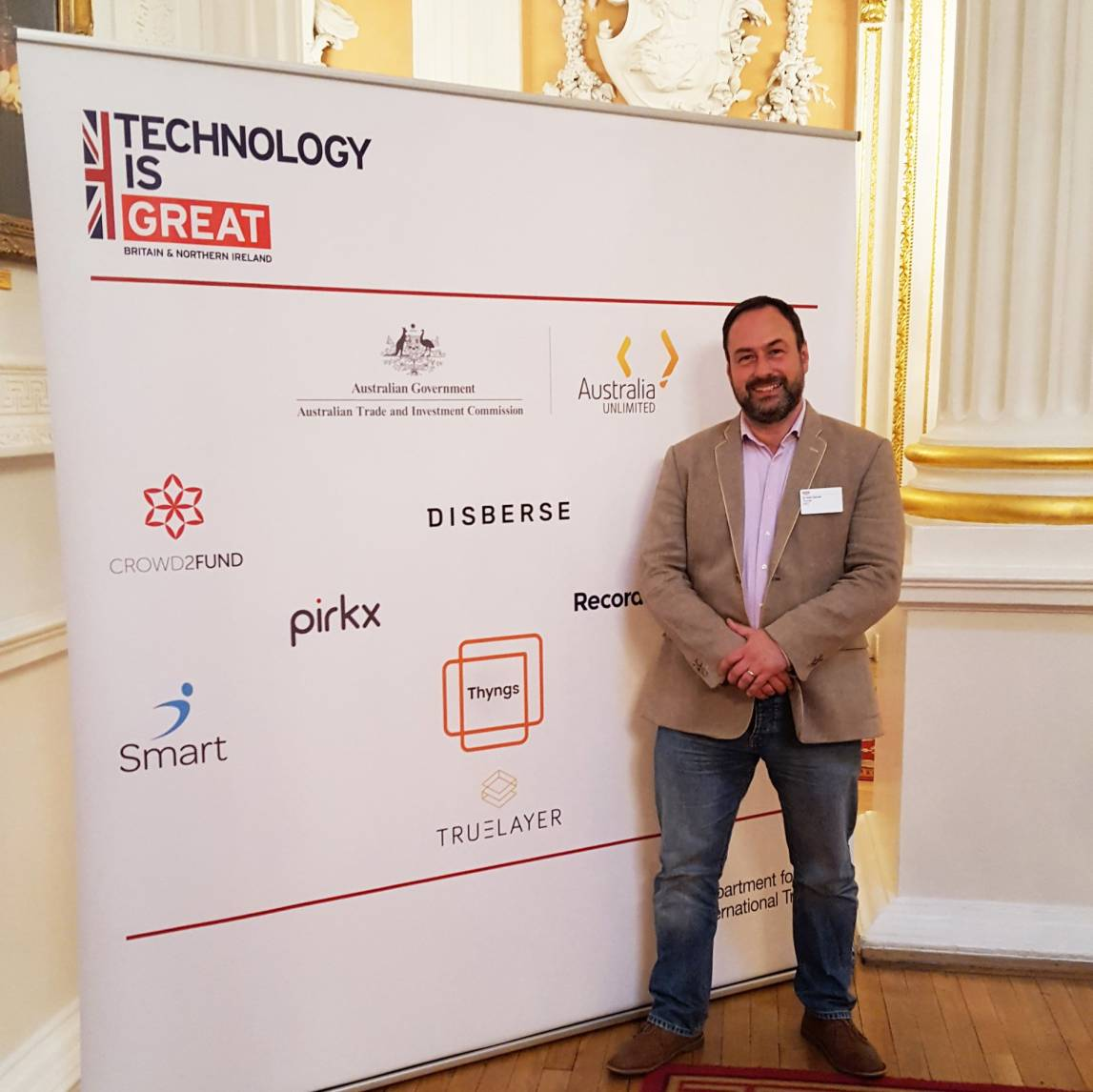 Thyngs selected as one of 20 in Fintech Bridge programme in Australia