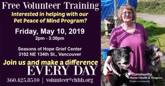 Volunteer Training Vancouver