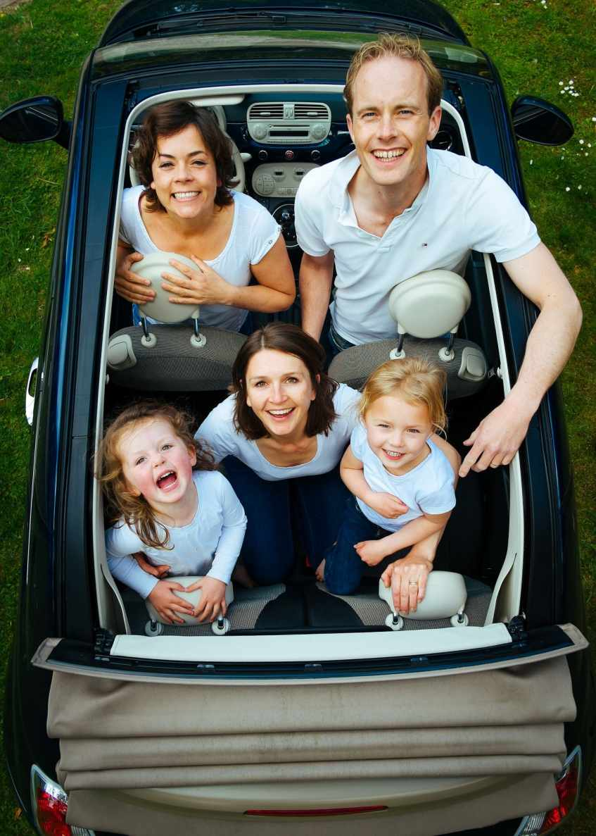 Family travel can be challenging