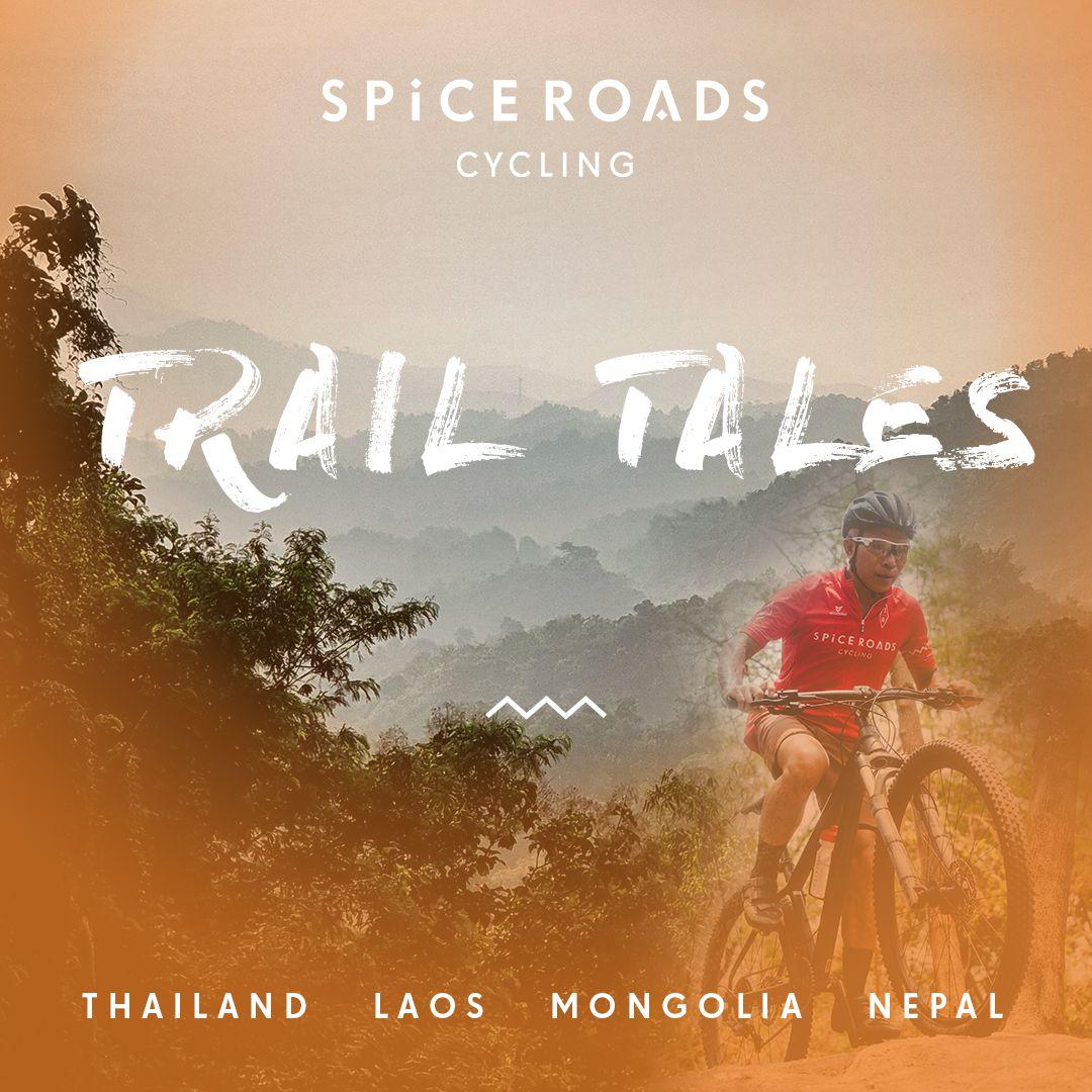 New mountain bike tours in Asia