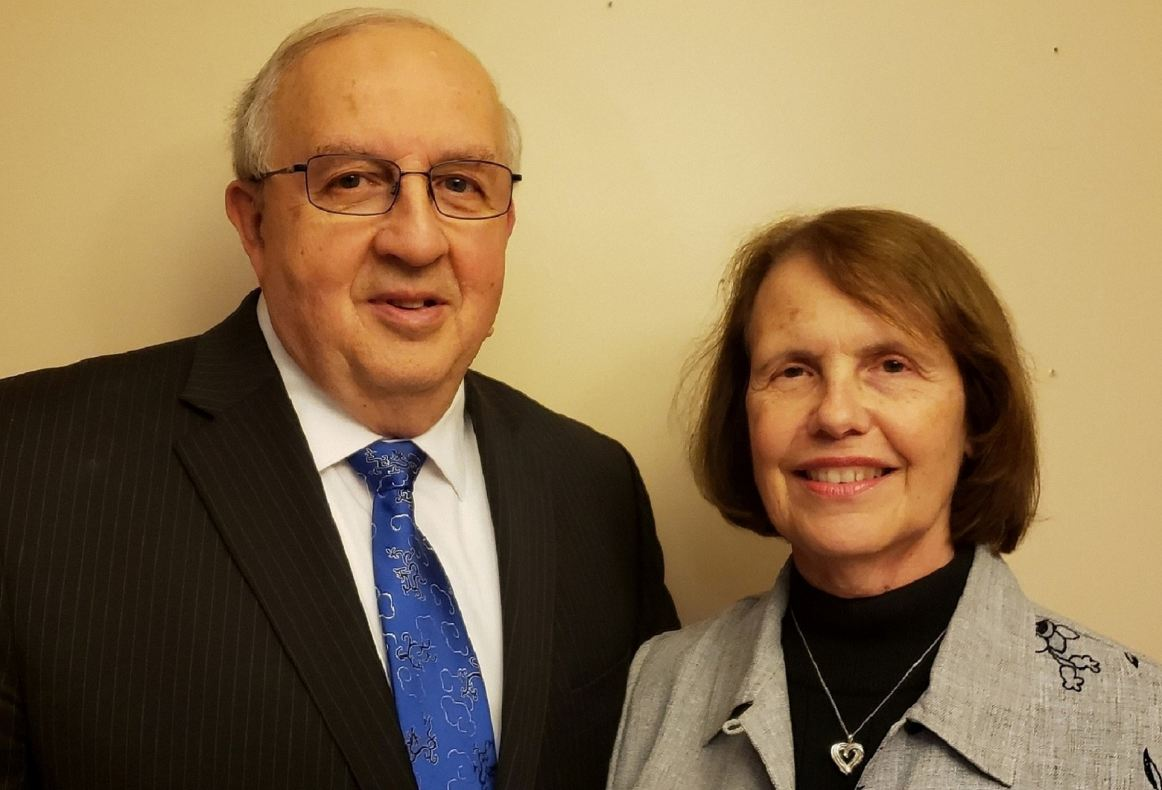 Acts 4 Ministry 2019 Honorees Dave and Ellen Rogers