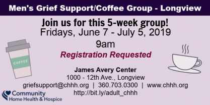 Mens Coffee Group Longview