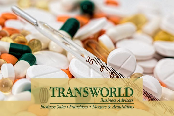 Transworld Business Advisors Supports a Trade the Pharmacy Industry