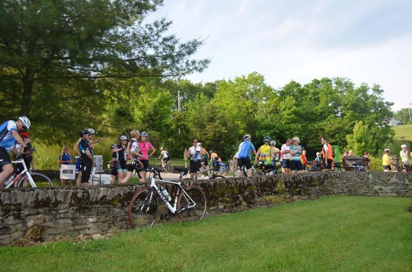 The Horsey Hundred is a highly anticipated cycling event in Georgetown, KY