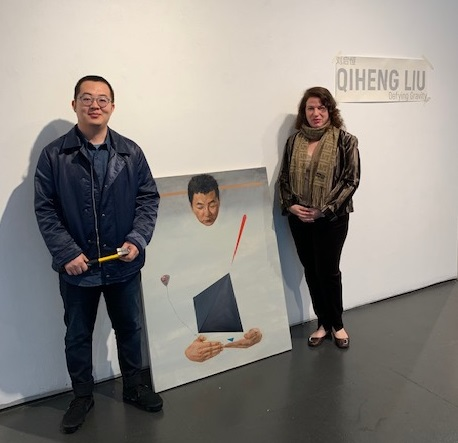 Qiheng Liu and Joan Brothers of MBRE