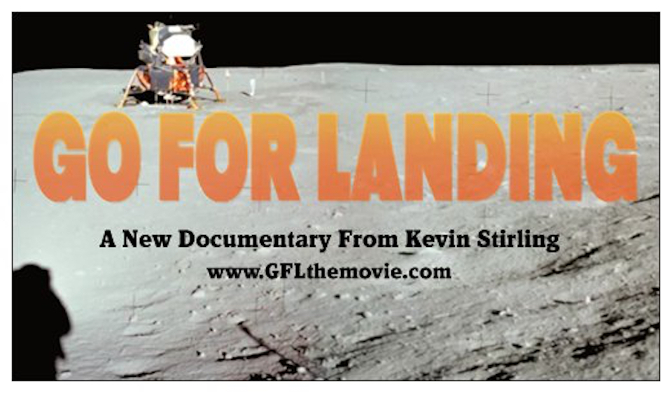 GO FOR LANDING To Screen at Denver's Air&Space Museum for Apollo 11 Celebration