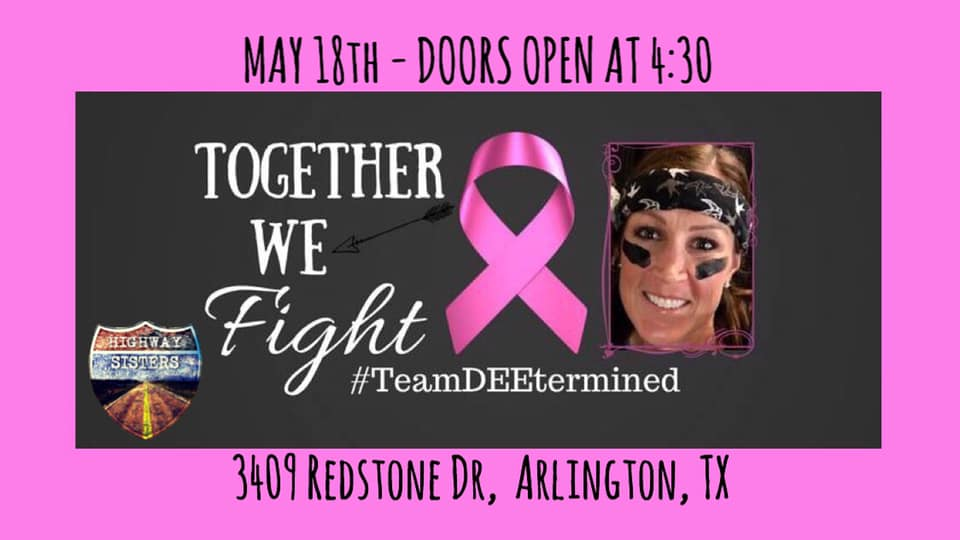 Team DEEtermined Benefit Fish Fry & Silent Auction, May 18, 2019