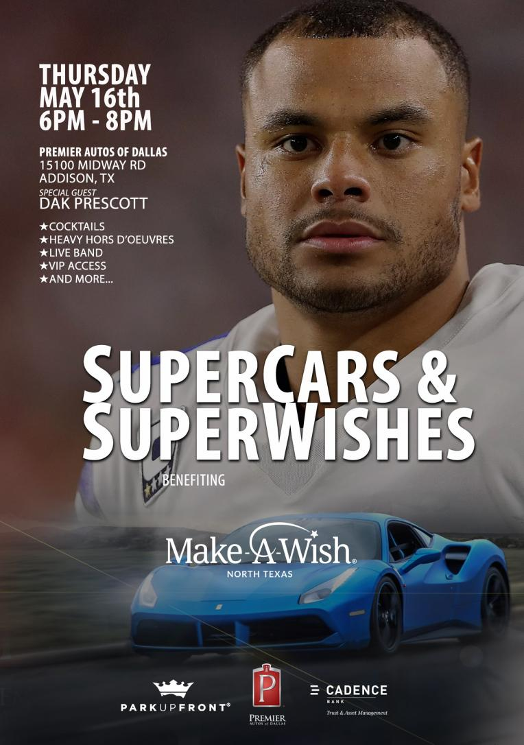 SuperCars & SuperWishes 2019