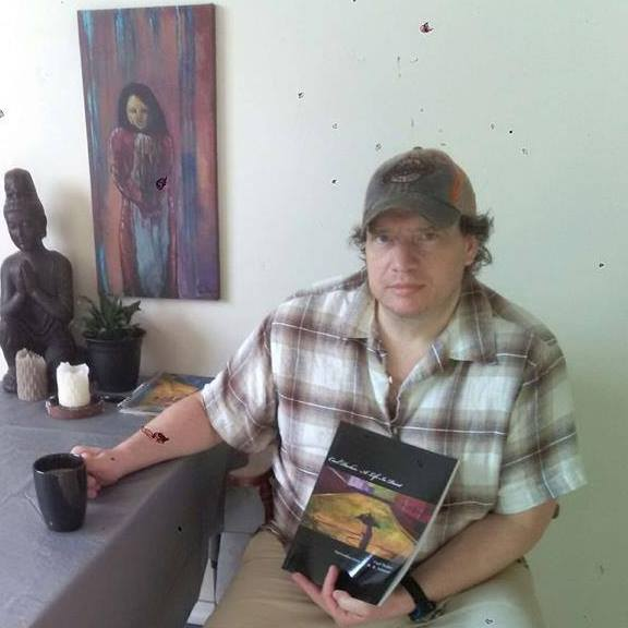 Carl with book