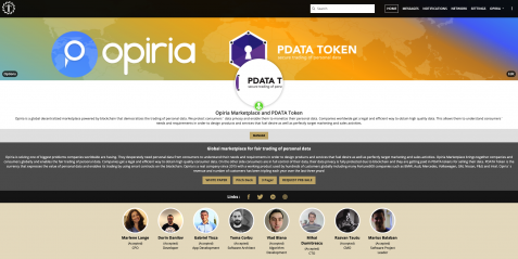 Opiria & PDATA on TrustedIn Trading_small