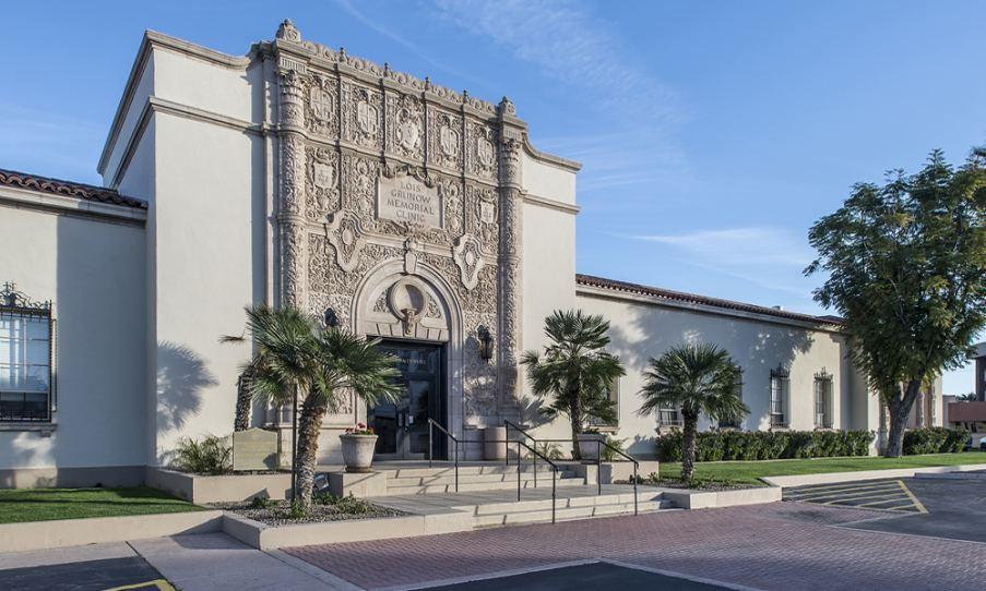 Grunow Memorial Medical Center at 926 East McDowell Road in Phoenix