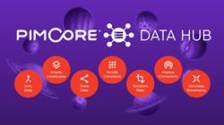 Pimcore data hub