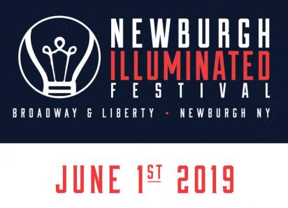 Newbugh Illuminated Festival, June 1, 2019