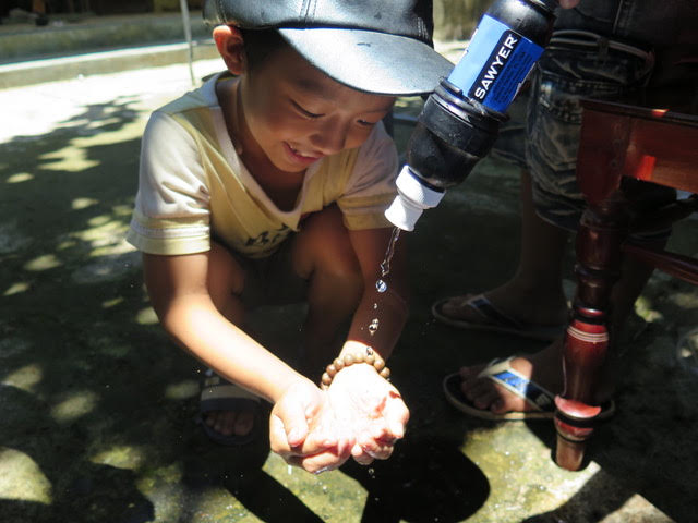 Recon Partners with ATTA to Provide Clean Water for Children in Vietnam