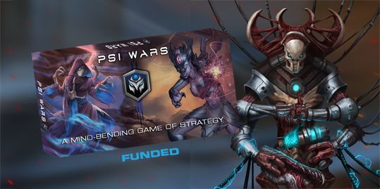 Psi Wars - Available now on Kickstarter https://bit.ly/2vHur4g