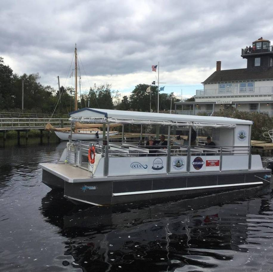 Water Ferry begins taking reservations June 1