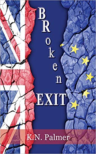 BROKEN EXIT BY K. N Palmer - cover