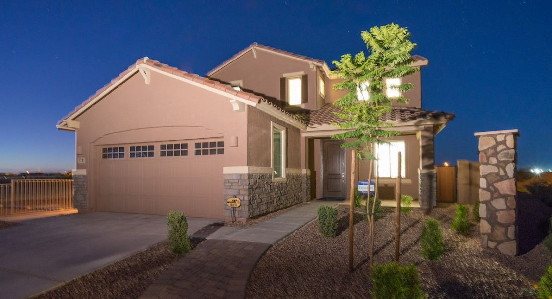 New homes in San Tan Valley now open for touring - stop by today