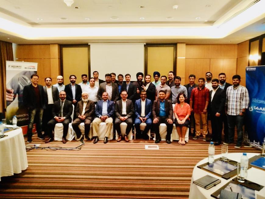 Gear Up for Bulwark & 42Gears Partner Summit 2019