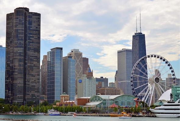 Chicago, Illinois. Photo credit: pixabay.com