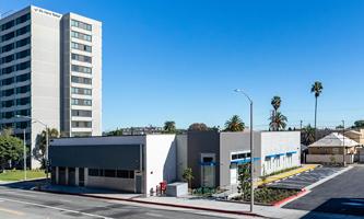 Dialysis clinic at 1090 Atlantic Avenue in Long Beach