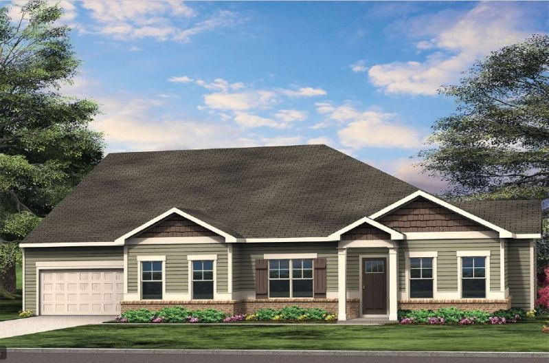 The Augusta by Paran Homes - One of Three Available Plans at Seaboard Junction