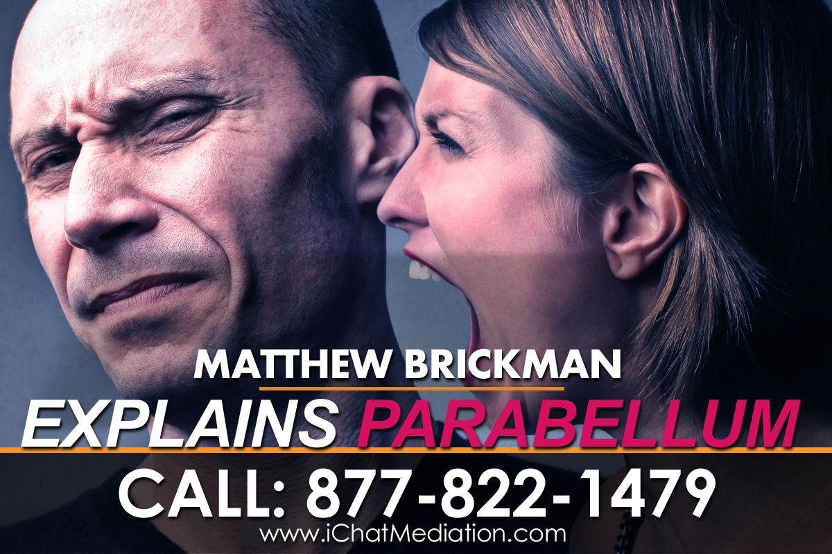Matthew Brickman Reveals The Meaning Behind Parabellum www.iMediateInc.com