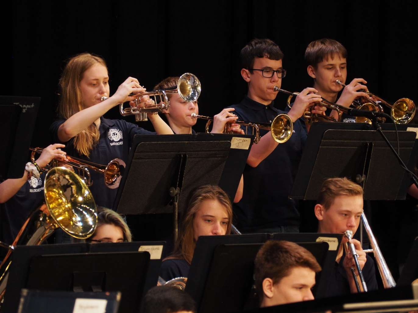 Nitschmann Middle School Band