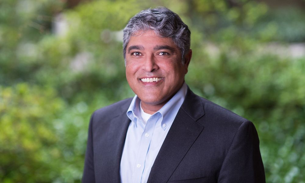 Awais Mughal as Meridian Senior Vice President of Acquisitions