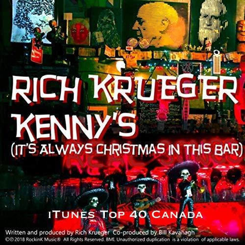 Rich Krueger - Kennys iTunes Top40 Canada