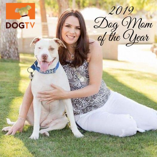 2019 Dog Mom of the Year - Marika Meeks