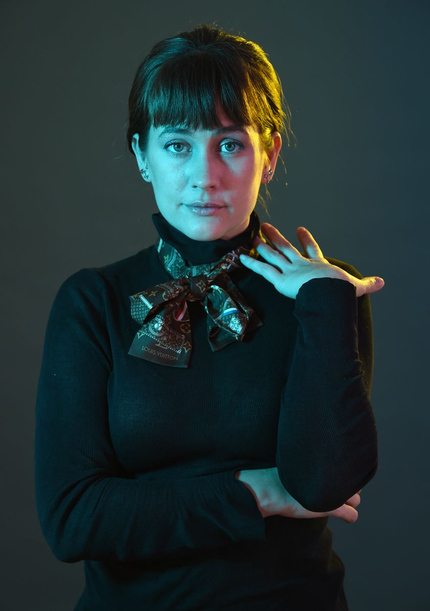 Headshot by Stephen Lovekin - Shutterstock photographer