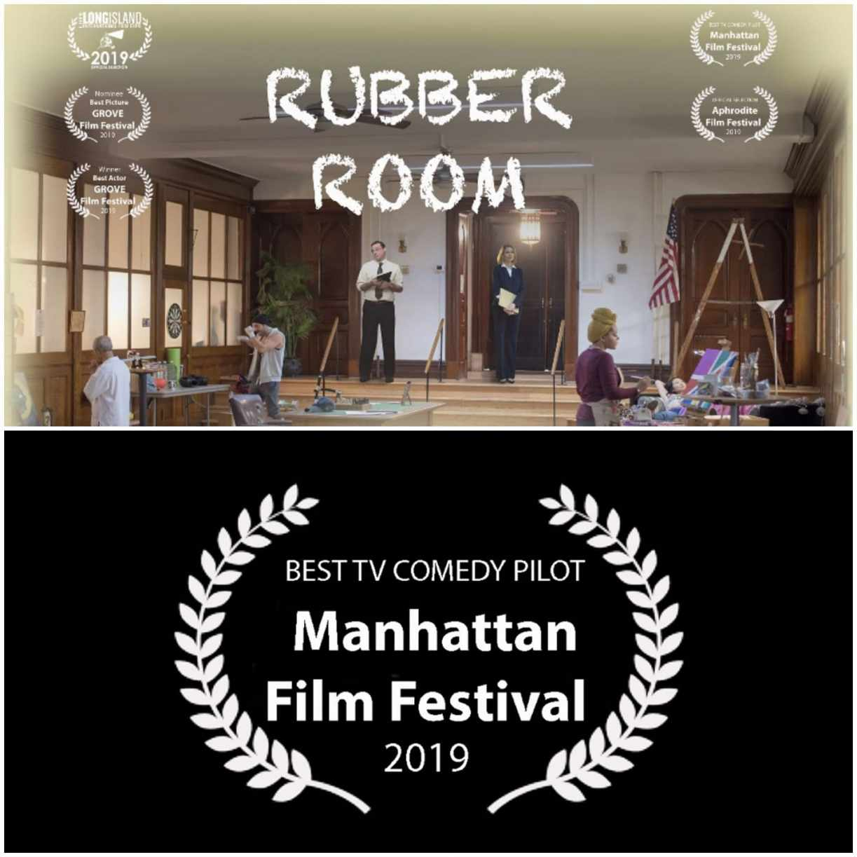 Rubber Room TV Pilot - New York City