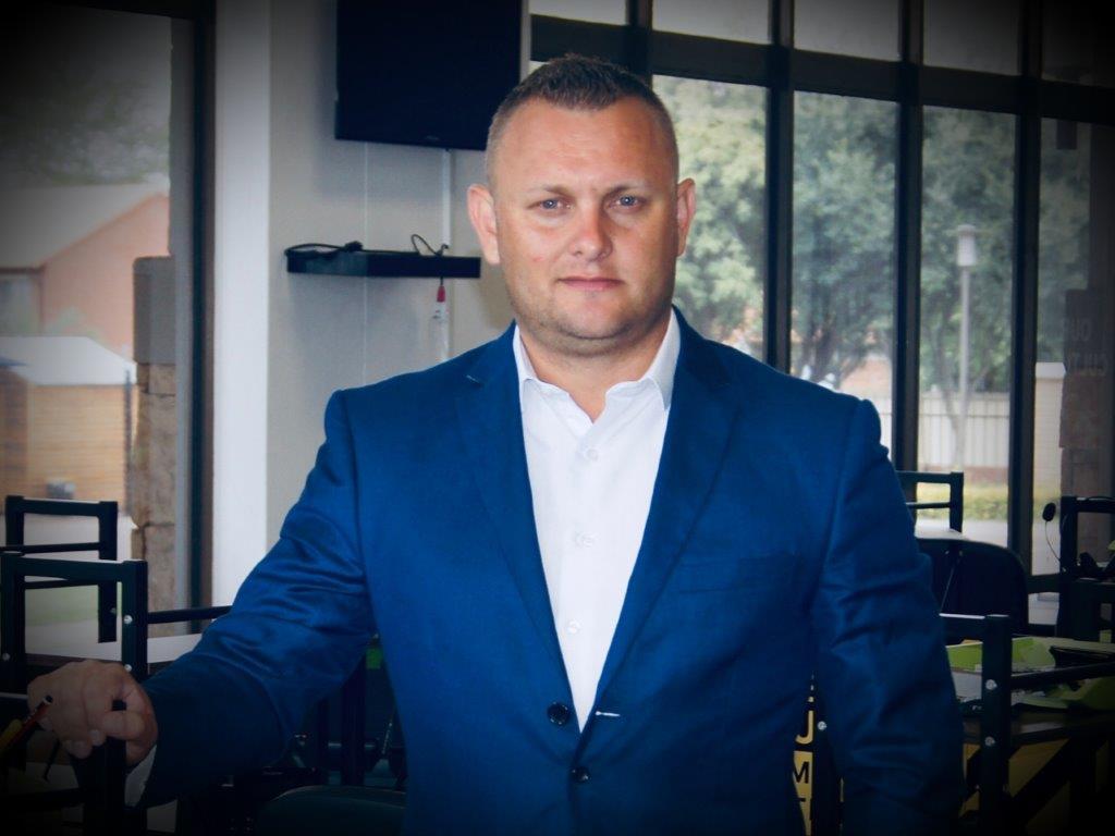 Wesley Rabie - CEO of MasterCare