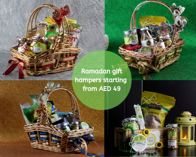 Organic & Real gift bundle