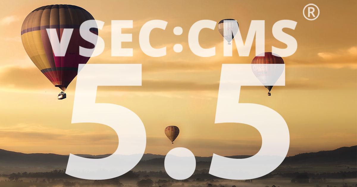Versasec Releases vSEC:CMS Version 5.5