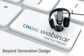Check out CIMdata's Monthly Educational Webinars