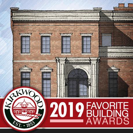Kirkwood Missouri Favorite Building Awards 2019
