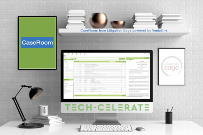 CaseRoom from Litigation Edge powered by VenioOne