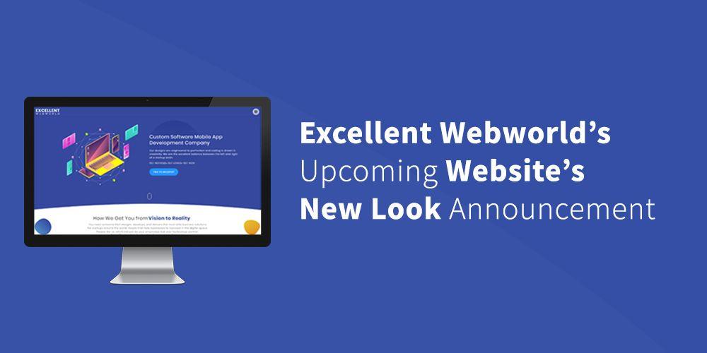 Top Website Redesign Announcement